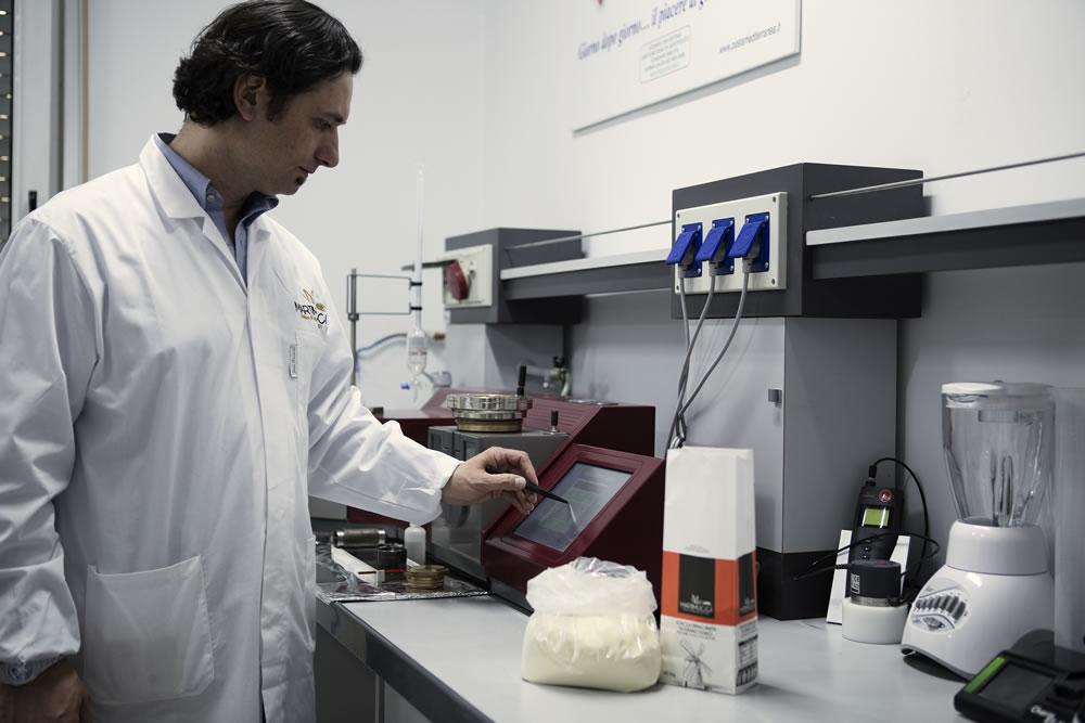 laboratorio molino MARTIMUCCI